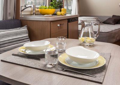 KNAUS SPORT Interior Tisch