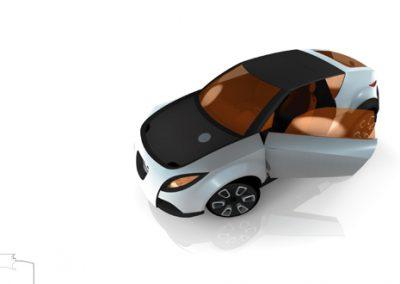 SEAT SOLERO Transportation-Design SEAT Karmann